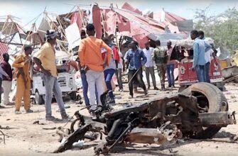В Сомали боевики напали на спецназ США и итальянский конвой