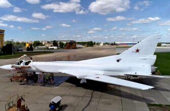 Первый модернизированный Ту-22М3М продолжает заводские испытания
