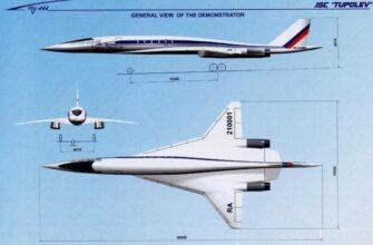 Россия берет курс на создание сверхзвукового бизнес-джета