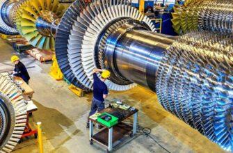 Российская газовая турбина ГТД-110М стала еще мощнее и готовится в серию