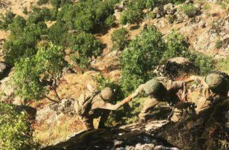 На севере Сирии боевиками ИГИЛ был разгромлен Турецкий спецназ