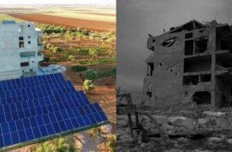 Су-34 ВКС РФ уничтожил электростанцию боевиков в провинции Идлиб (видео)