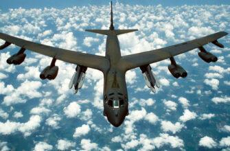 После Крыма американский В-52Н отработал имитацию удара по базам ВМФ РФ под Калининградом