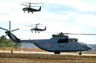 Что даст объединение двух авиастроительных гигантов «Камова» и «Миля»