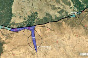 Турецкий прорыв к трассе М-4