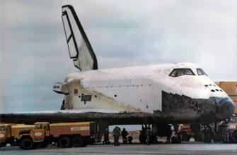 Буран: прерванный полет суперпроекта СССР