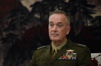 Данфорд: Развертывание ядерных ракет в Крыму - конечная точка намерений США