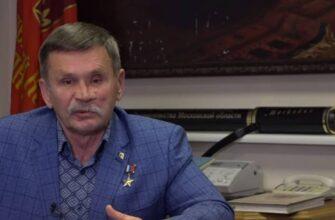Герой России Вячеслав Бочаров, о российских военных в Сирии