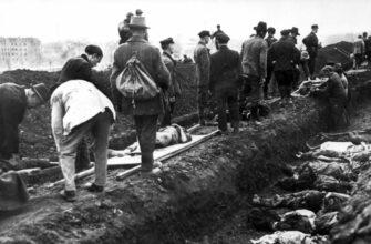 Рассекречено дело о преступлениях эстонских карателей в Псковской области