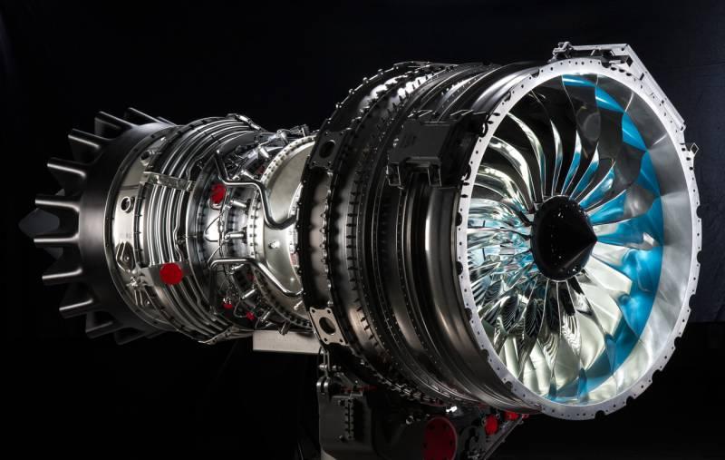 Создание двигателя ПД-35 вошло в фазу практической реализации