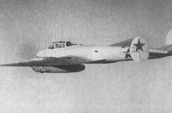 Обзор боевых самолётов Пе-3 и Пе-3бис
