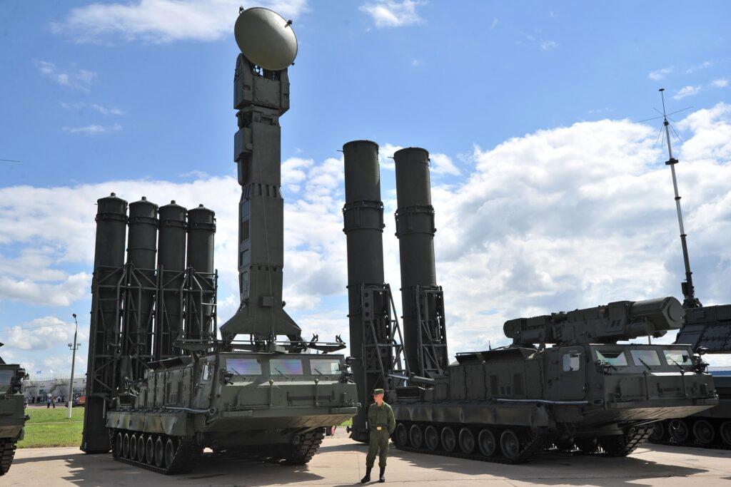 Китайские СМИ: Российские С-500 для Пентагона стали потрясением
