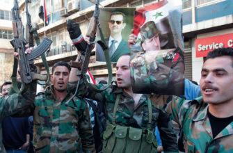 Армия Асада выбила эрдогановских боевиков из Умм-Шуэйфа