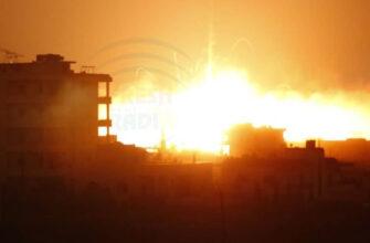 Сводки из Сирии. Бомбардировки Идлиба. 24.11.2019