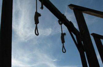 Смертная казнь 2019. Время пришло?