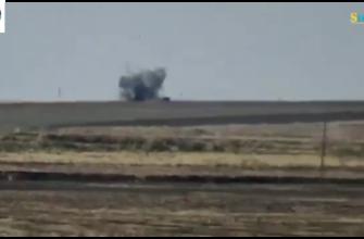 """Курды """"встретили"""" из ПТРК турецкий патруль на севере Сирии"""
