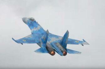 Сербские СМИ: Шансы украинских истребителей в бою с российскими