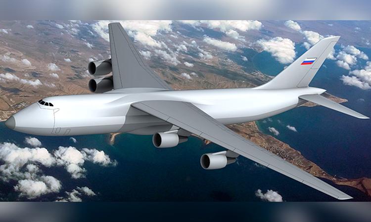 В России создадут тяжелый транспортный самолет «Слон»