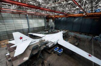 Первый строевой глубоко модернизированный Ту-160М отправился на испытания