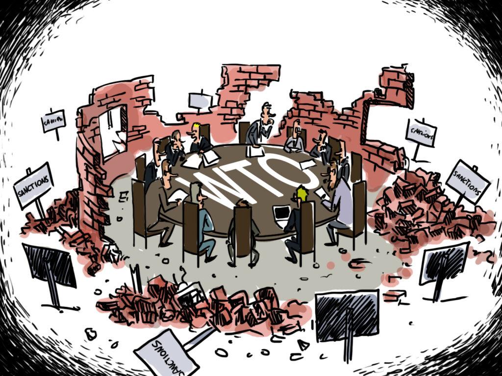 Мантуров: Замечательная, казалось бы, организация...