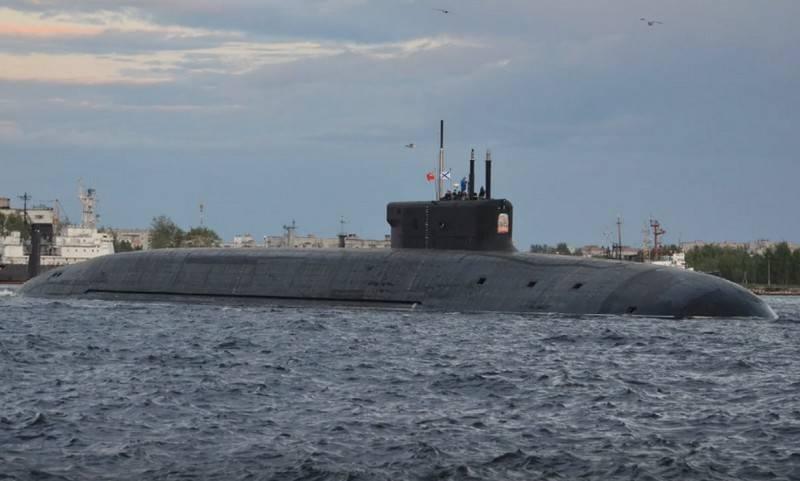 Названы сроки передачи флоту АПРКСН проекта 955А «Князь Владимир»