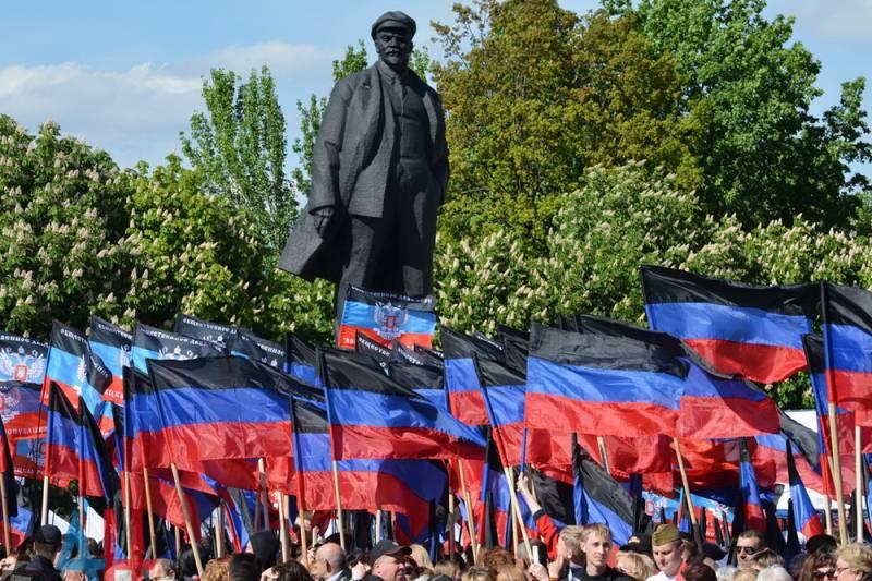 При развале СССР Донецк и Луганск просили не отдавать их Киеву