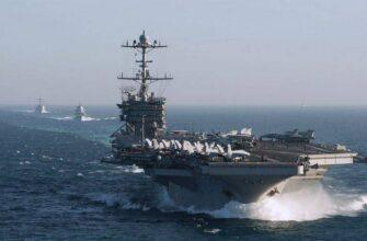 США направили к берегам Сирии АУГ во главе с авианосцем USS Harry Truman