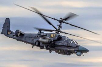 Ка-52М: как новый вертолет будет догонять «Апач»