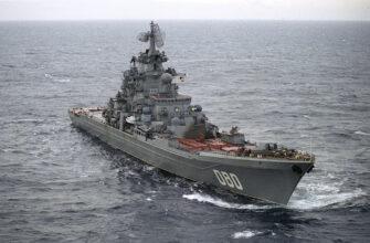 Заводские ходовые испытания ТАРКР «Адмирал Нахимов» начнутся в 2020 году
