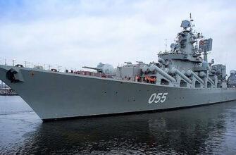 Боевые корабли. Крейсеры