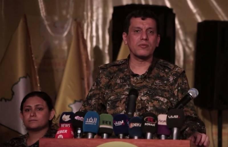 Курды согласились на расширение российского военного присутствия на севере Сирии