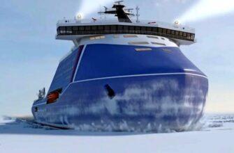 До 2033 года в России построят три ледокола проекта «Лидер»