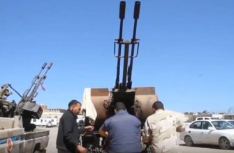 Армия Хафтара начала решающее наступление на Триполи