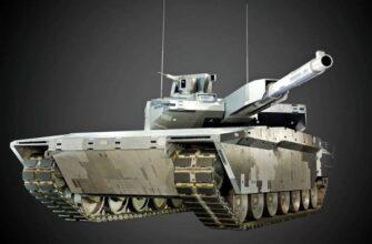 Танки будущего: каким станет наследник немецкого «Леопарда»