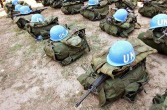 В Незалежной вновь напомнили о желании разместить миротворцев ООН в Донбассе