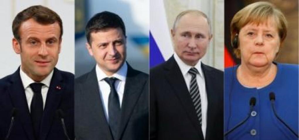 Стало известно о жесткой позиции России перед саммитом Нормандской четверки