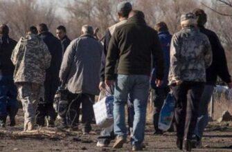 ЛДНР и Украина обменяют пленных до Нового года