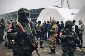 При обмене все пленные с обеих сторон оказались гражданами Украины