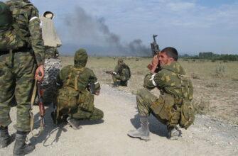 Записки с Осетинской войны