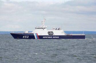 ПСКР «Петропавловск-Камчатский» проекта 22100 введен в состав Береговой охраны