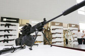 Новейший пулемет РПК-16 испытан в Сирии