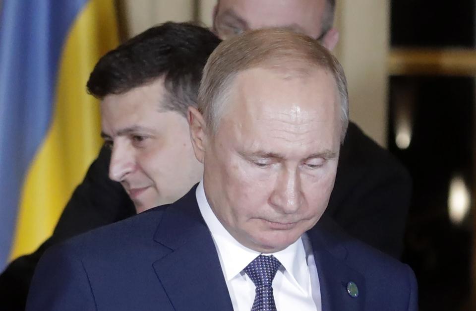 Путин: Из-за украинских националистов может возникнуть новая Сребреница