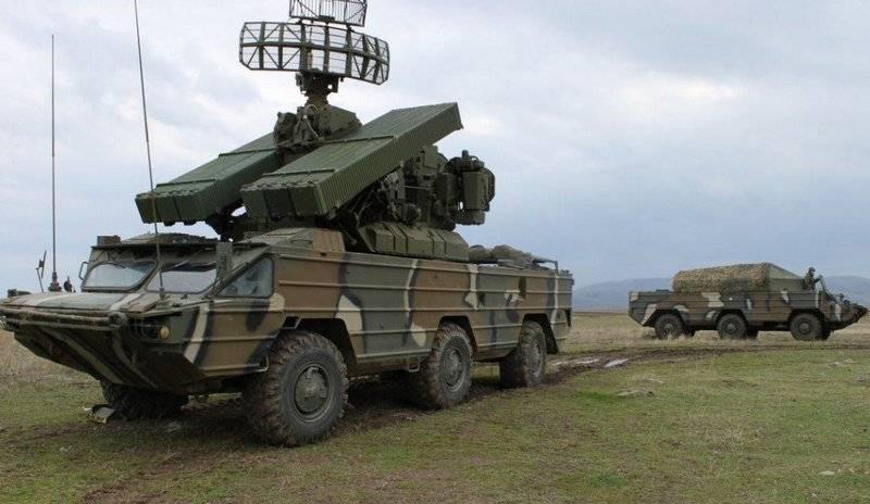 В ДНР успешно испытали новую систему ПВО «Мантия – АРП»