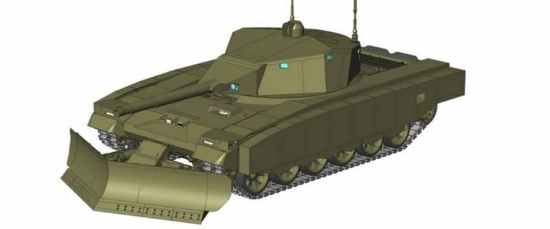 Что стоит за разработкой роботизированного танкового комплекса «Штурм»