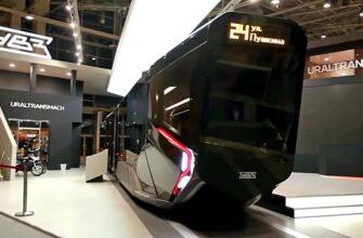 Российский футуристичный трамвай Russia One может пойти в серию