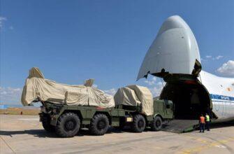Турция и Россия близки к подписанию нового контракта на ЗРС С-400