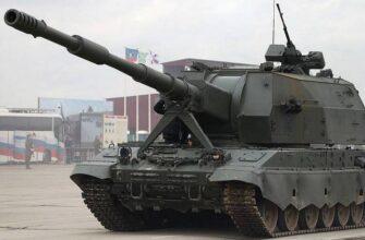 Первая опытная партия САУ «Коалиция-СВ» готова к поставке в войска
