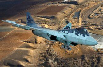 Новые образцы вооружения Су-57 испытаны в Сирии