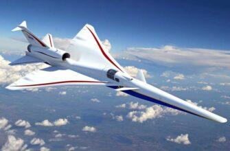 Американский преемник «Конкорда» полетит в 2021 году