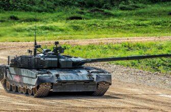 Т-80БВМ. Вторая жизнь танка
